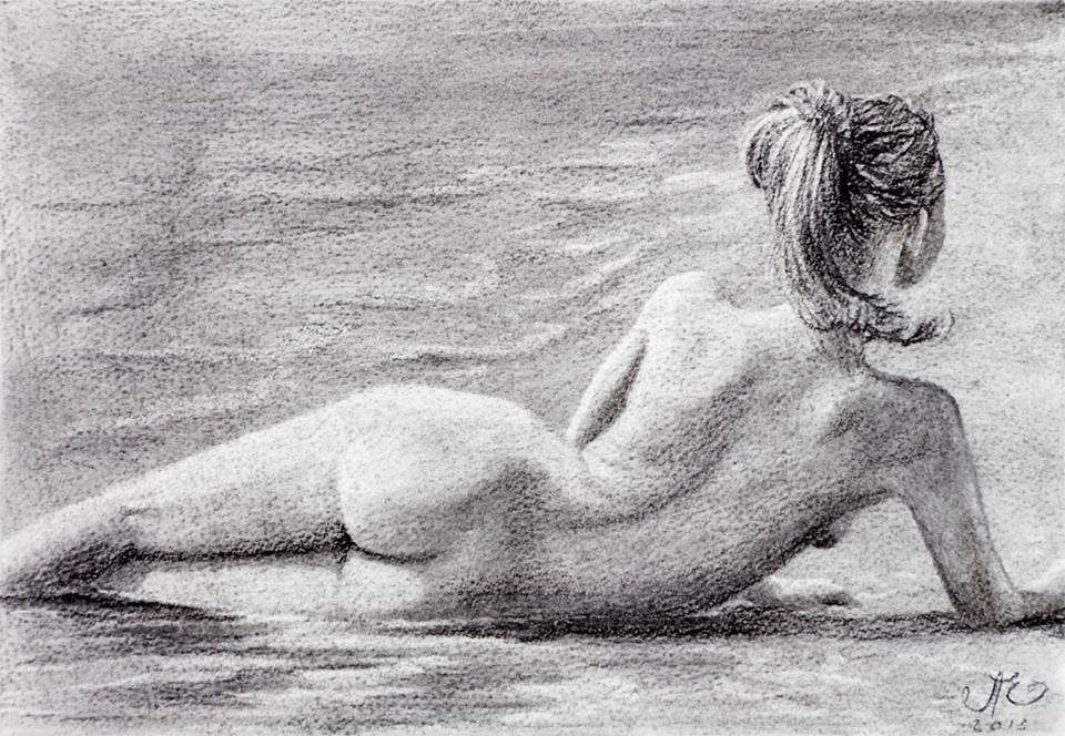 Think, that Sketches of beautiful nude women for