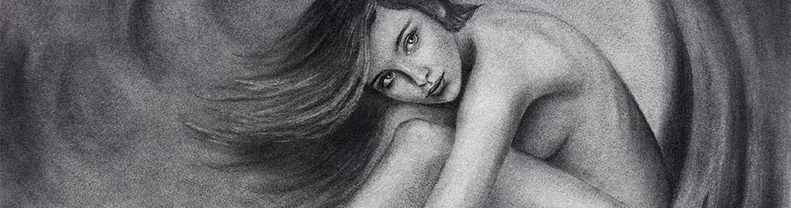 Beautiful girl sketch naked galleries 970